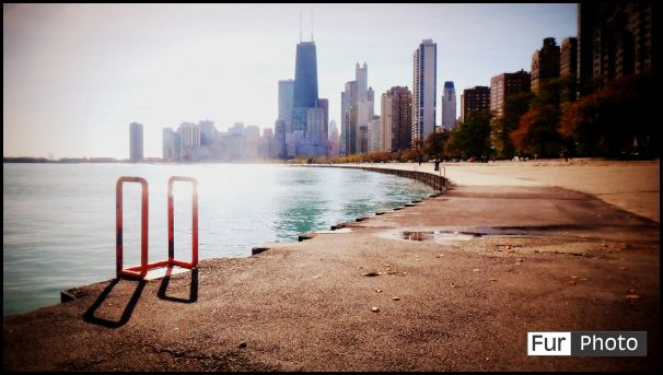 Wallpapers - Fur Photography - Lake Michigan, Chicago, Illinois, USA
